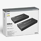 Techlink iWires PRO HDBaseT HDMI 2.0b Extender Set 4K 60Hz 4:4:4 120m